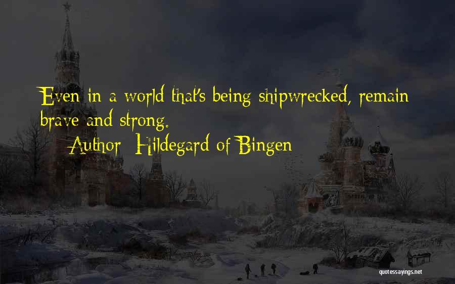 Hildegard Of Bingen Quotes 1436247