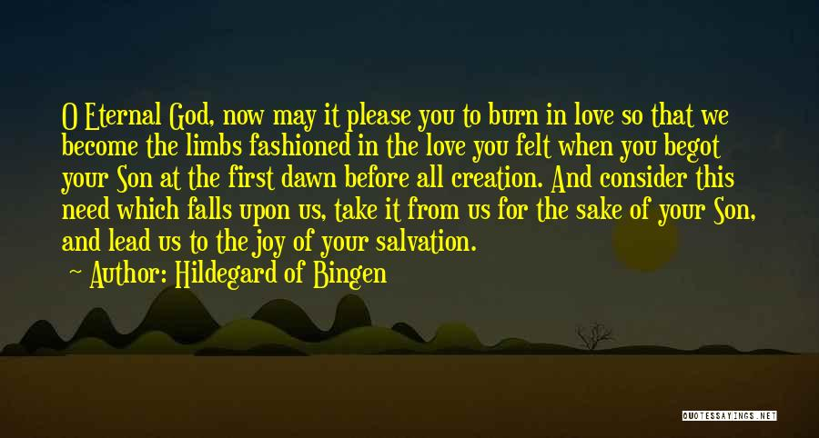 Hildegard Of Bingen Quotes 1496533