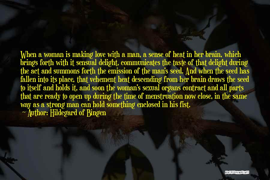 Hildegard Of Bingen Quotes 1505445
