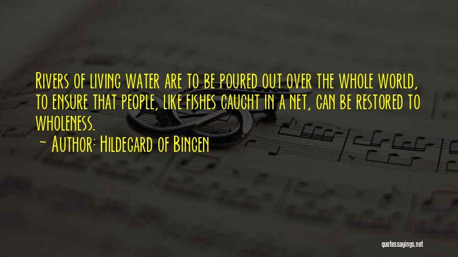 Hildegard Of Bingen Quotes 1608283