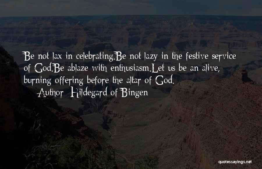 Hildegard Of Bingen Quotes 1639730