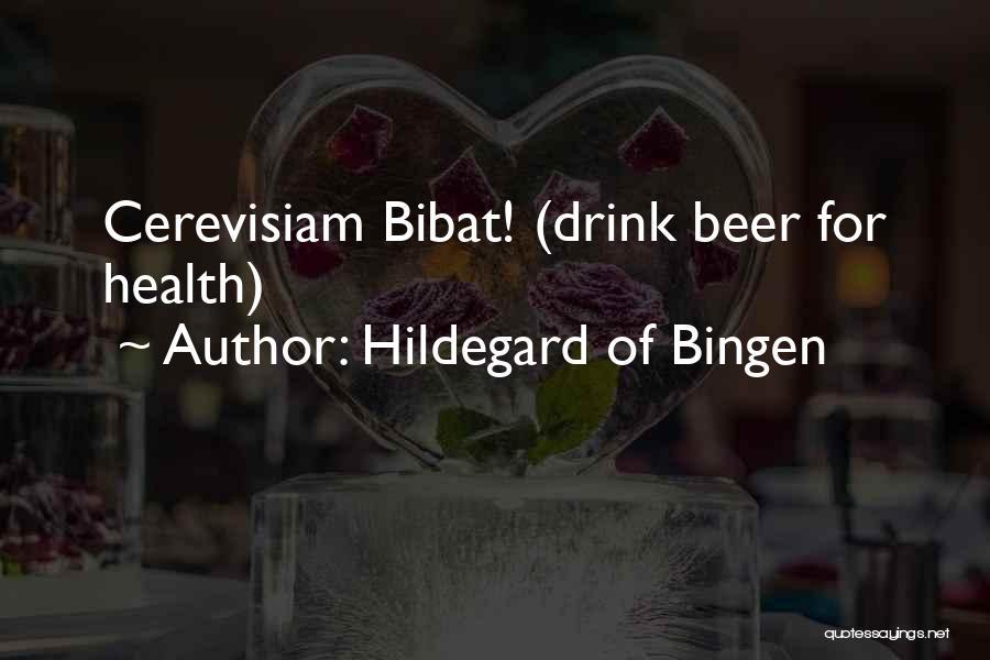 Hildegard Of Bingen Quotes 1720598