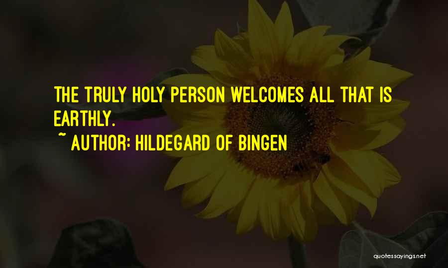 Hildegard Of Bingen Quotes 1862641