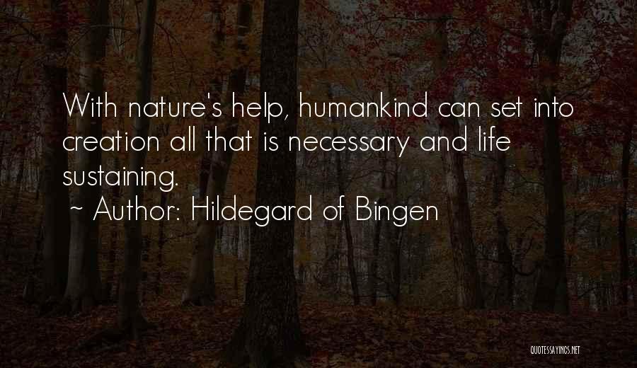 Hildegard Of Bingen Quotes 1978294