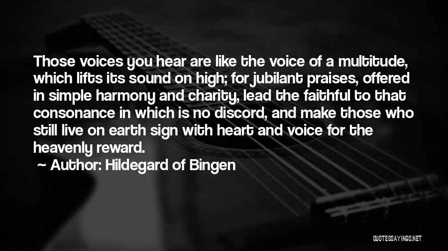 Hildegard Of Bingen Quotes 2122828