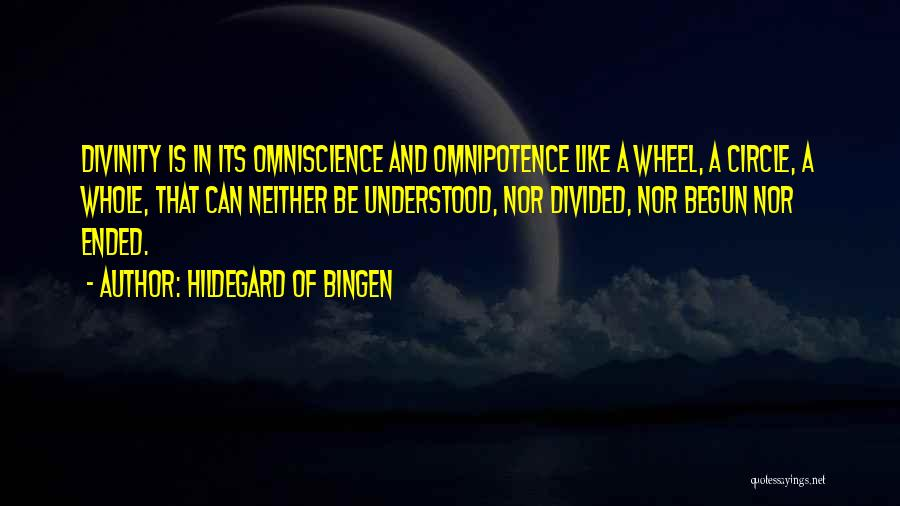 Hildegard Of Bingen Quotes 457547