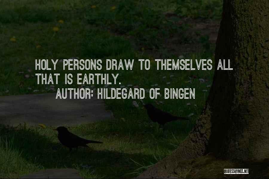 Hildegard Of Bingen Quotes 476780