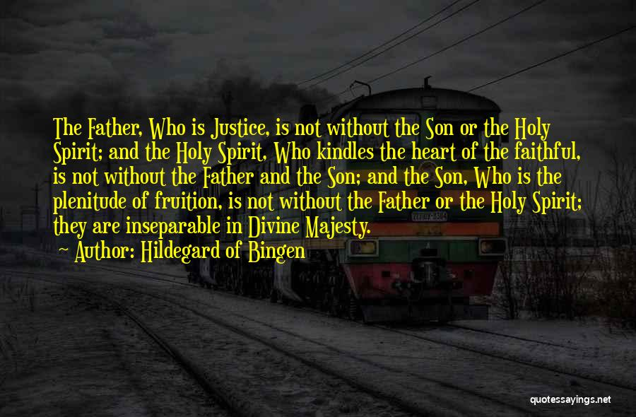 Hildegard Of Bingen Quotes 518159