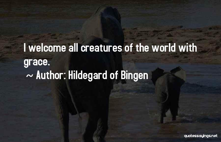 Hildegard Of Bingen Quotes 612282