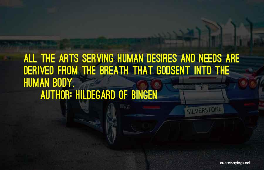 Hildegard Of Bingen Quotes 649981