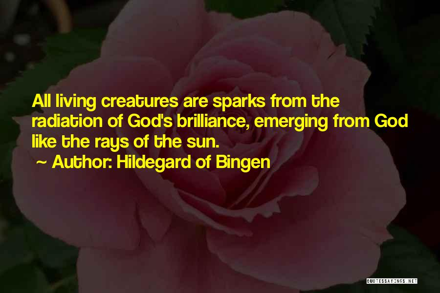 Hildegard Of Bingen Quotes 655189