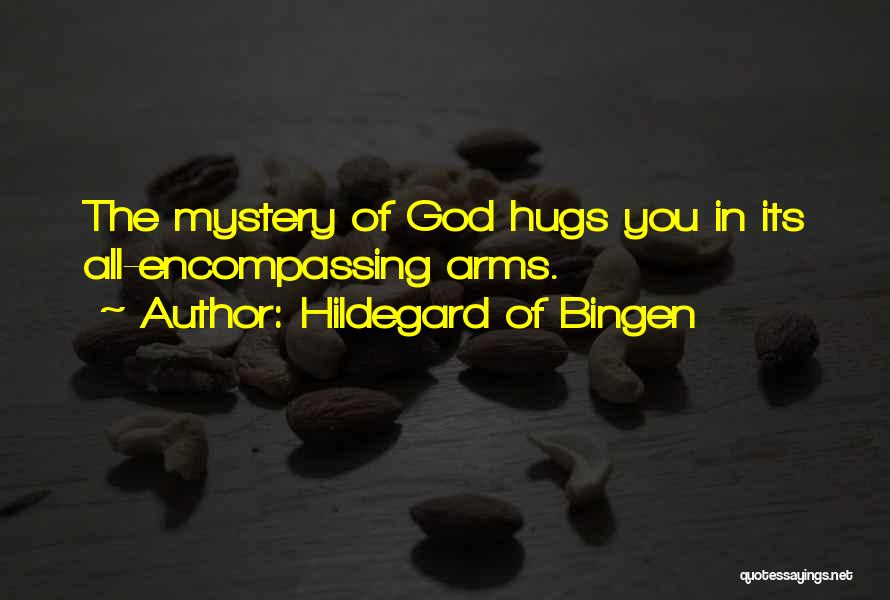 Hildegard Of Bingen Quotes 693529