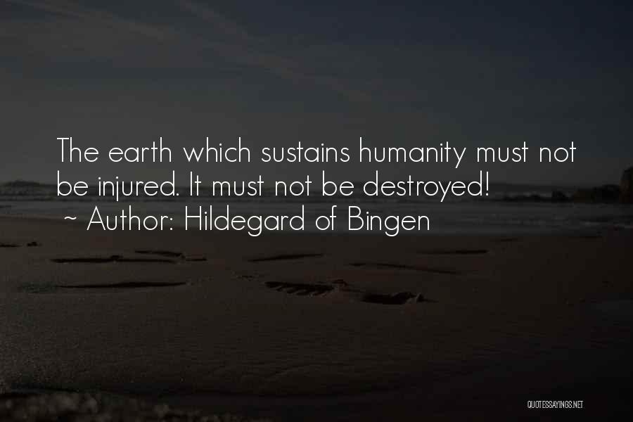 Hildegard Of Bingen Quotes 885546