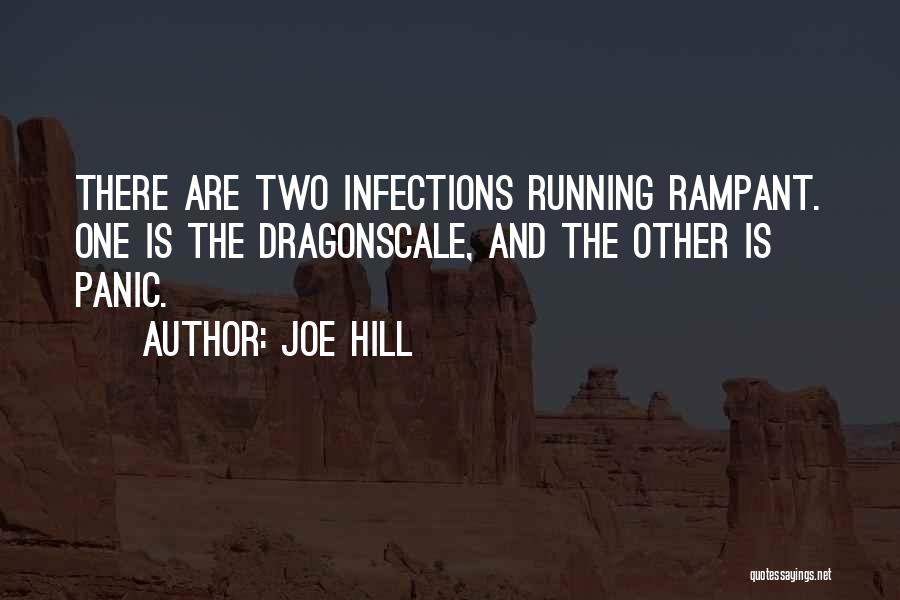 Hill Running Quotes By Joe Hill