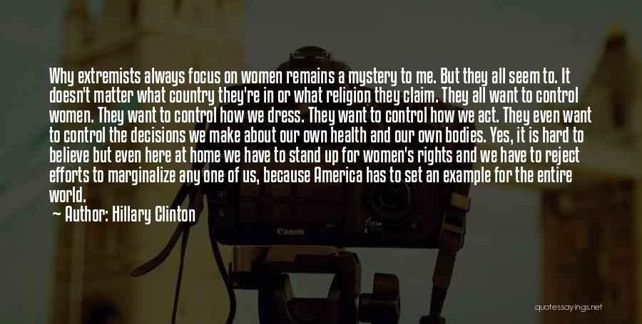 Hillary Clinton Quotes 1130314