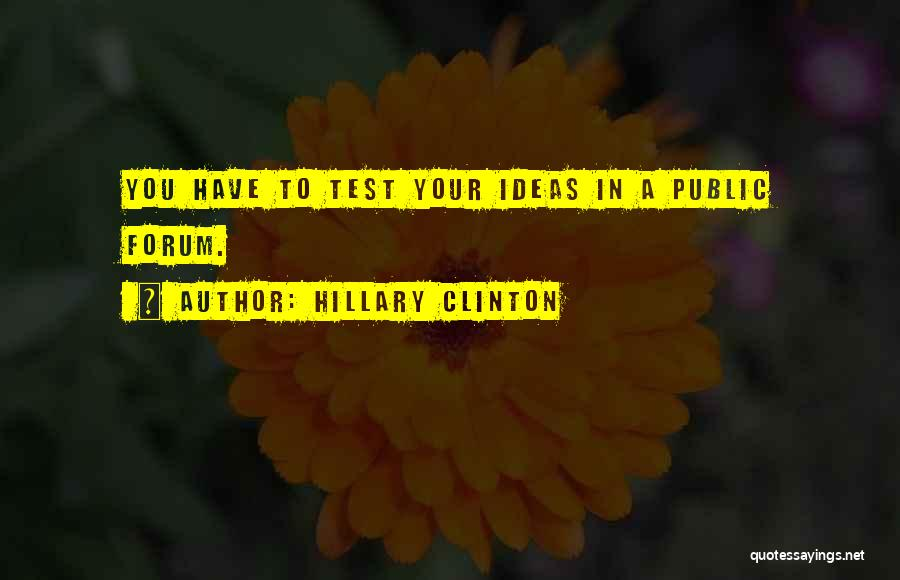 Hillary Clinton Quotes 1207811