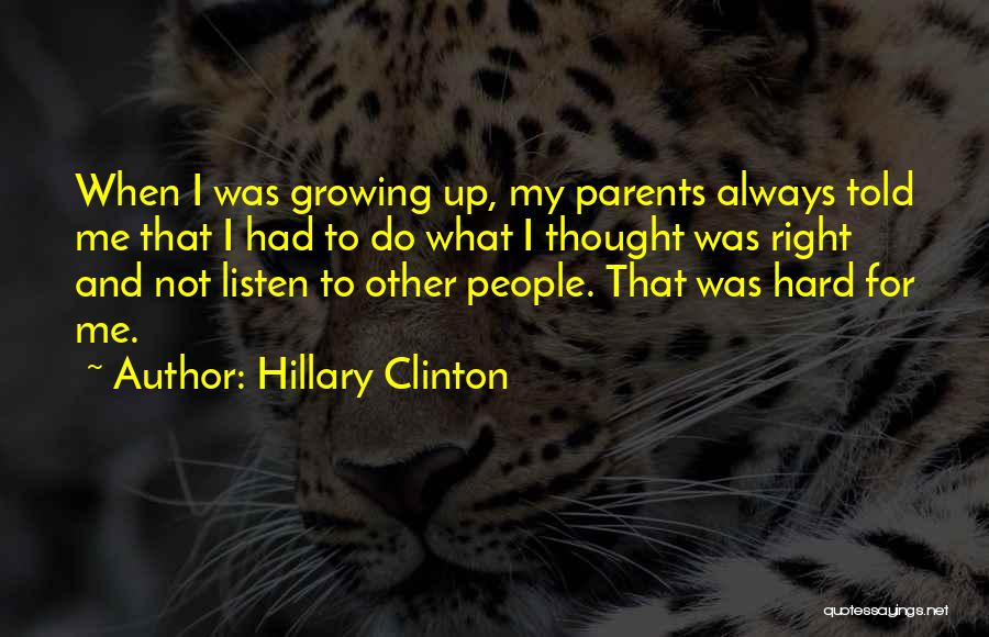 Hillary Clinton Quotes 1608257