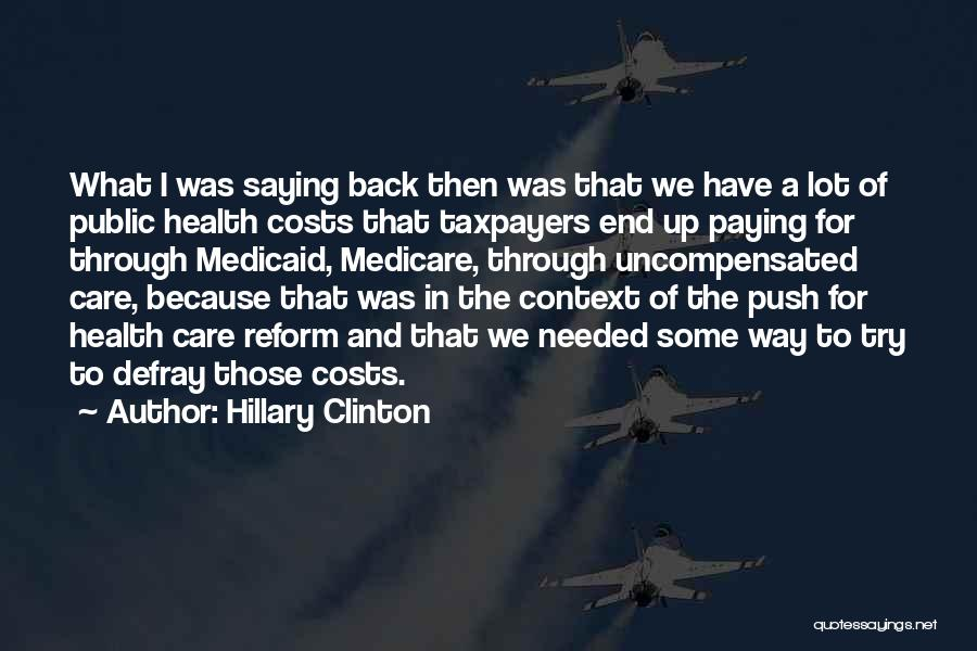 Hillary Clinton Quotes 288660