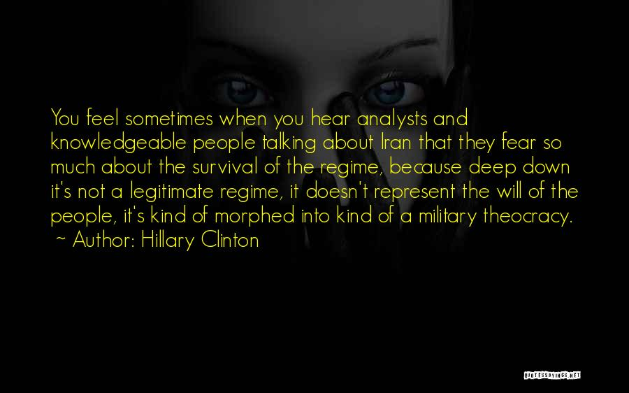 Hillary Clinton Quotes 596227