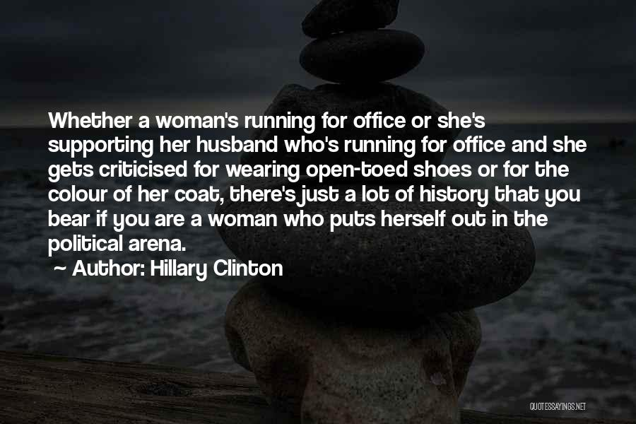 Hillary Clinton Quotes 884354