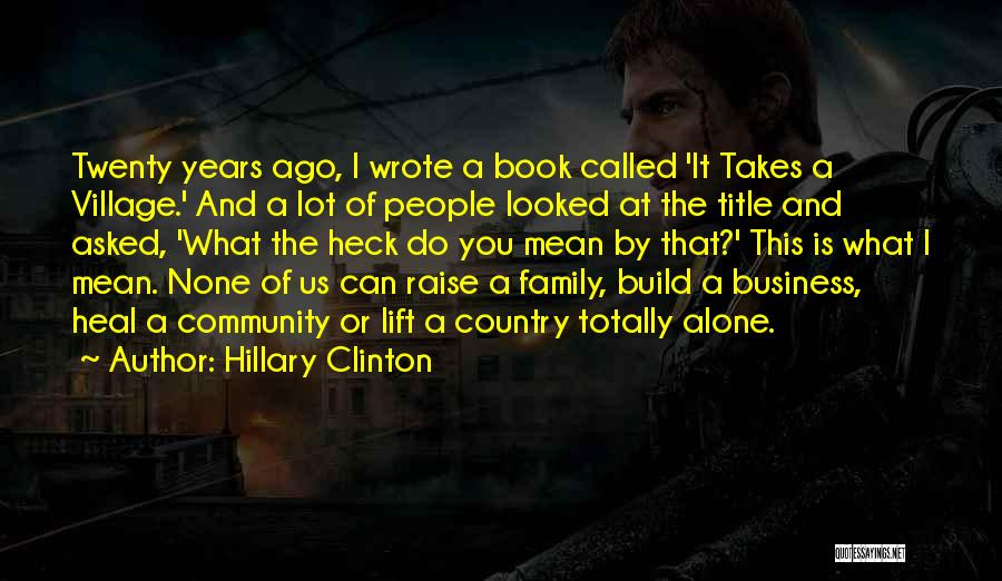 Hillary Clinton Quotes 903941