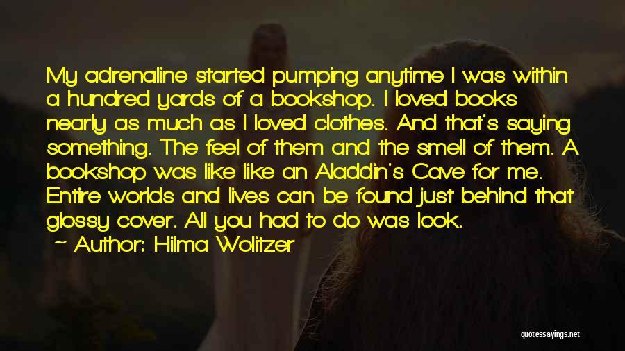 Hilma Wolitzer Quotes 1237594