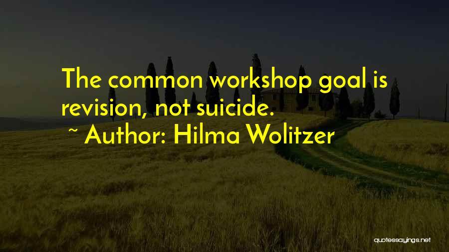 Hilma Wolitzer Quotes 315560