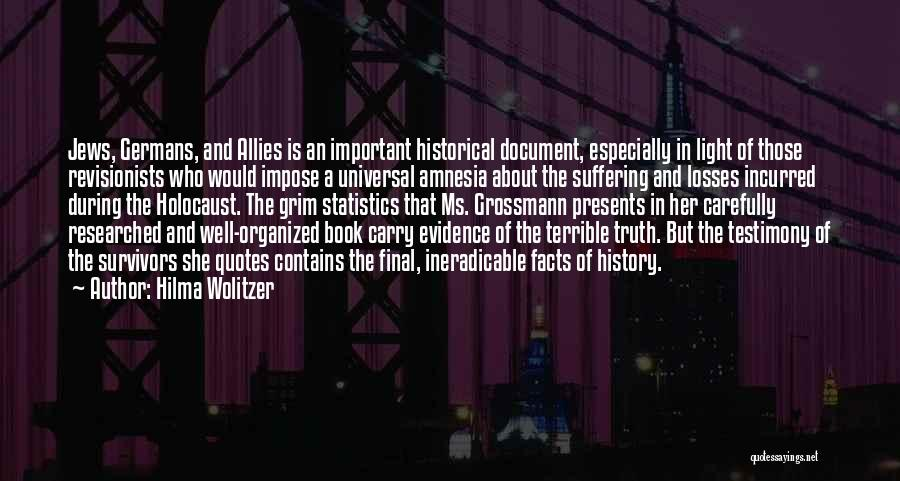 Hilma Wolitzer Quotes 325021