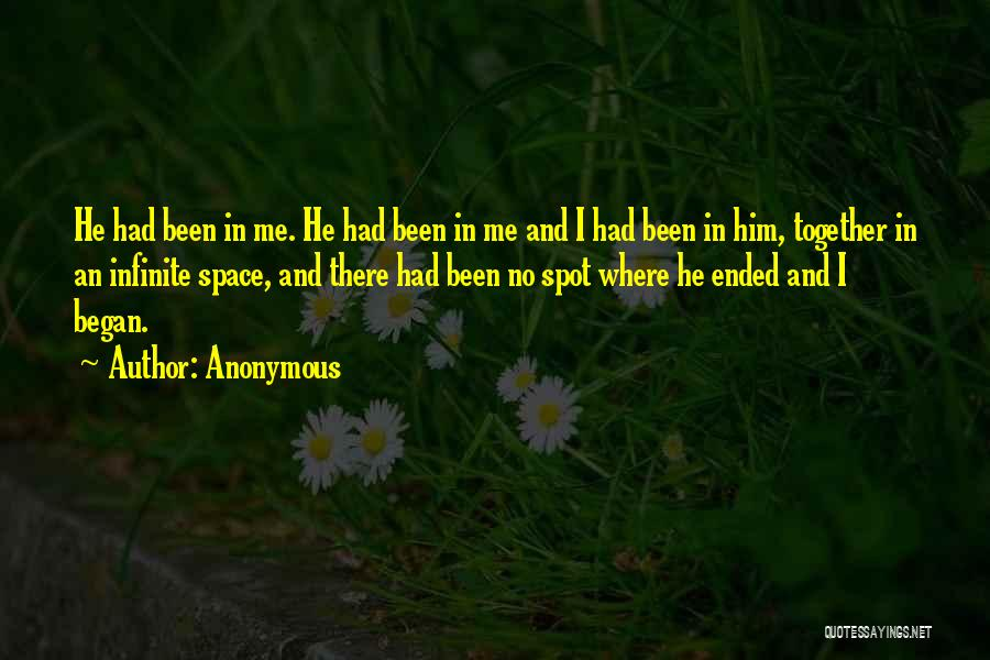 Him And I Quotes By Anonymous
