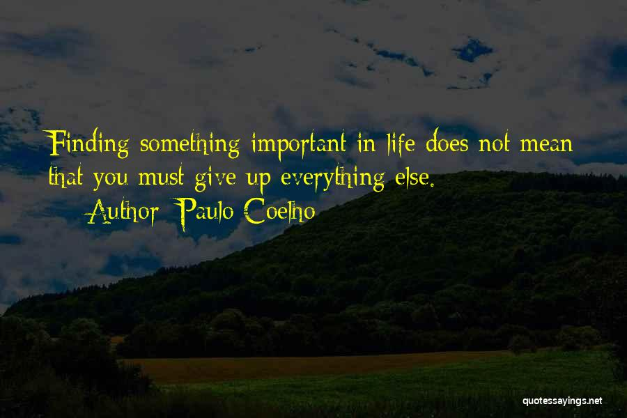 Him Finding Someone Else Quotes By Paulo Coelho