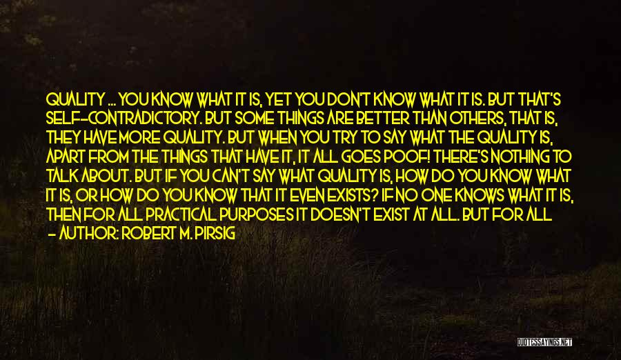 Him Finding Someone Else Quotes By Robert M. Pirsig