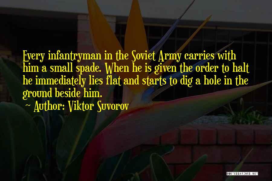 Him Lying Quotes By Viktor Suvorov