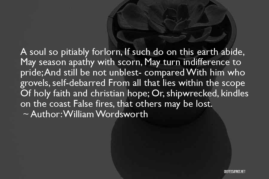Him Lying Quotes By William Wordsworth