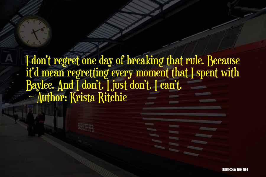 Top 2 Quotes & Sayings About Him Regretting Breaking Up With You
