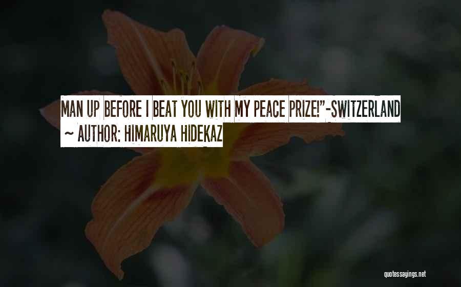 Himaruya Hidekaz Quotes 1690835