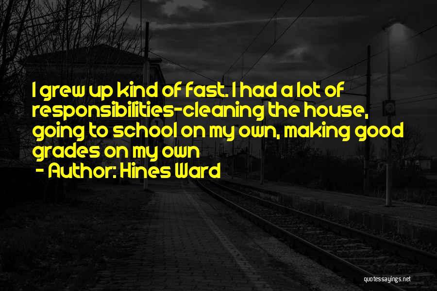 Hines Ward Quotes 168122