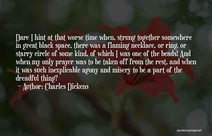 Hint Taken Quotes By Charles Dickens