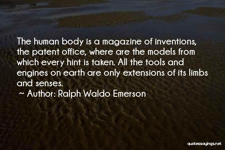 Hint Taken Quotes By Ralph Waldo Emerson