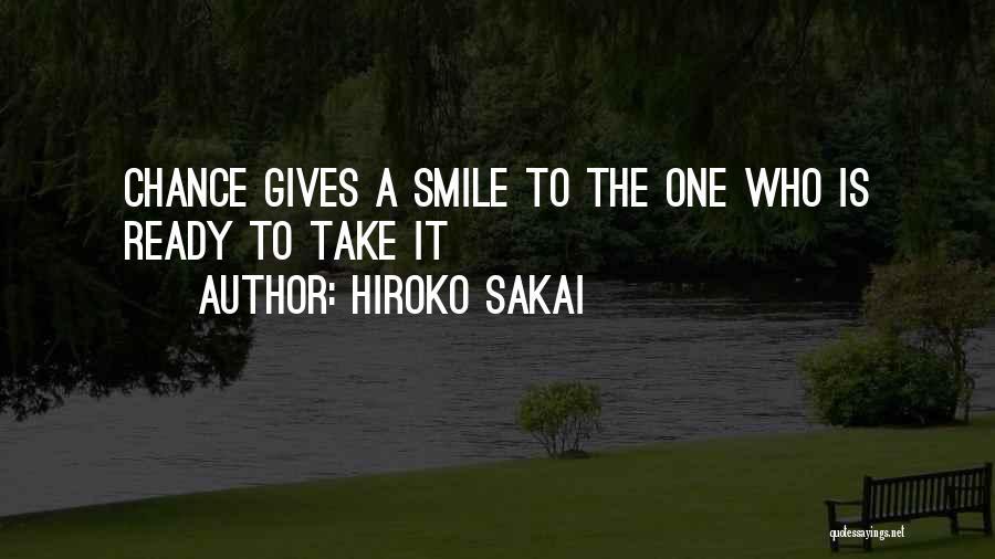 Hiroko Sakai Quotes 1200592