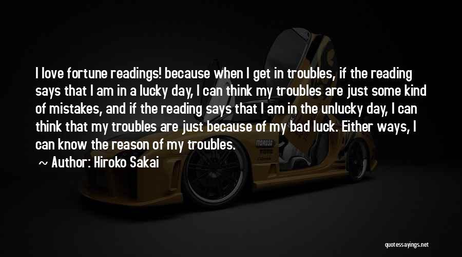 Hiroko Sakai Quotes 1267528