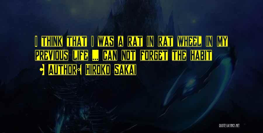 Hiroko Sakai Quotes 1644207