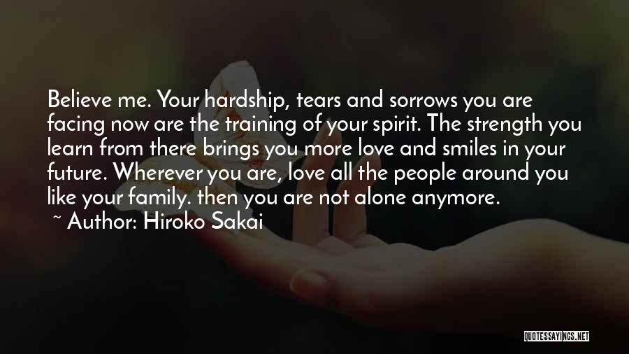 Hiroko Sakai Quotes 1792484