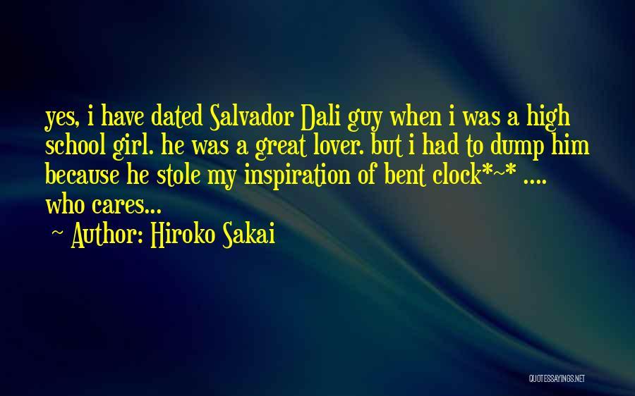 Hiroko Sakai Quotes 1913053