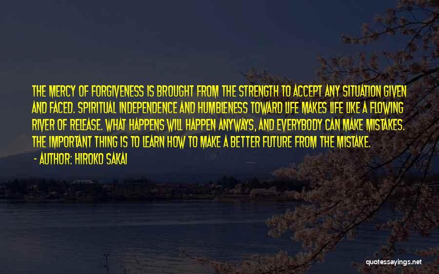 Hiroko Sakai Quotes 2101431