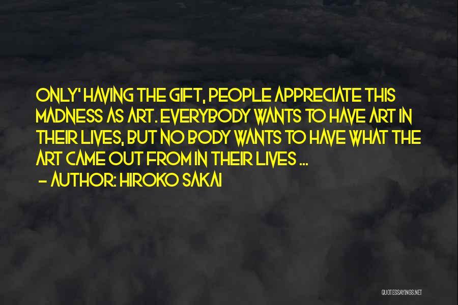 Hiroko Sakai Quotes 2110707
