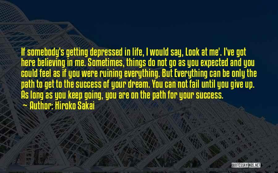 Hiroko Sakai Quotes 2118787