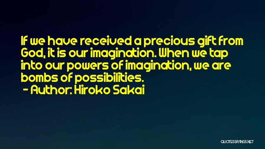 Hiroko Sakai Quotes 2157919