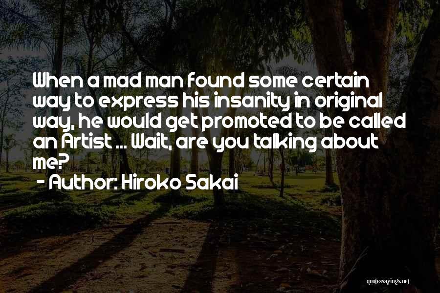 Hiroko Sakai Quotes 228036