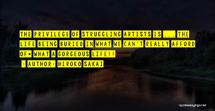 Hiroko Sakai Quotes 568877