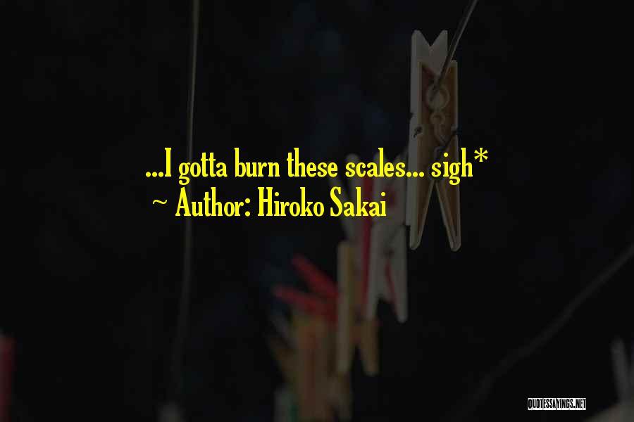 Hiroko Sakai Quotes 626185